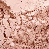 Face powder texture — Stock Photo