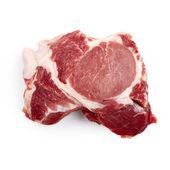 Raw steak — Stock Photo