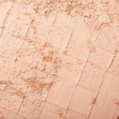 Face powder texture — Stock Photo