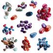 Semiprecious stones — Stock Photo #47743217