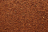Soluble coffee background — Stock Photo
