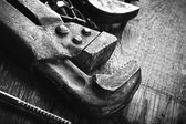 строительные инструменты — Стоковое фото