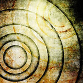 Texture with circles — Stock Photo