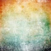 Green shabby background — Stock Photo