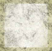 Background with white square — Stock Photo