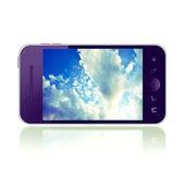 Mobiele telefoon — Stockfoto