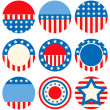 badges — Stockvector #13837437