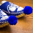 Oriental slippers — Stock Photo