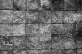 Square stones texture — Stock Photo