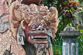 Balinese demon — Stock Photo