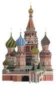 Kremlin — Stock Vector