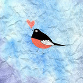 Love bird — Stock Photo