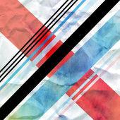 Abstrakte geometrische muster — Stockfoto