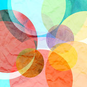 Abstract background of circles — Stock Photo