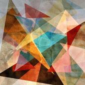 абстрактный геометрический узор — Стоковое фото
