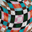 Stock Photo: Abstract geometric background