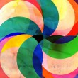 Abstract multicolored pattern — Stock Photo