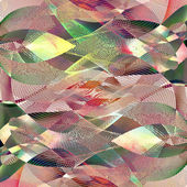 Abstract pattern of waves — Stock Photo