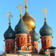 Beautiful church in the center of Moscow — Stock Photo