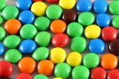 Doces pequenos coloridos — Foto Stock