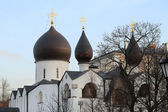Pokrovsky Cathedral in Moscow — 图库照片
