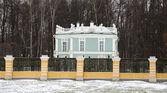 Paviljong i parken Moskva — Stockfoto