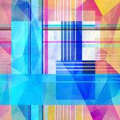 Motif géométrique abstrait — Photo