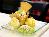 Delicious ice cream  — Stock Photo