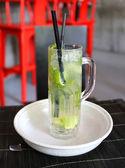 Delicious cocktails Mojito  — Stock Photo