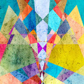 Colorful abstract pattern — Stock Photo
