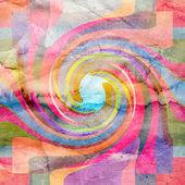 Abstrata onda — Foto Stock