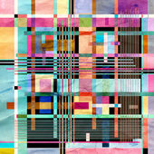 Abstract background rectangles  — Stock Photo