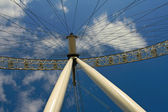 London Eye, United Kingdom — Stock Photo