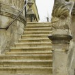 Royalty-Free Stock Photo: Stairway. St. George\'s Cathedral in Lviv, Ukraine