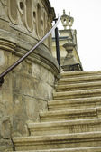 Stairway. St. George's Cathedral in Lviv, Ukraine — Stock fotografie