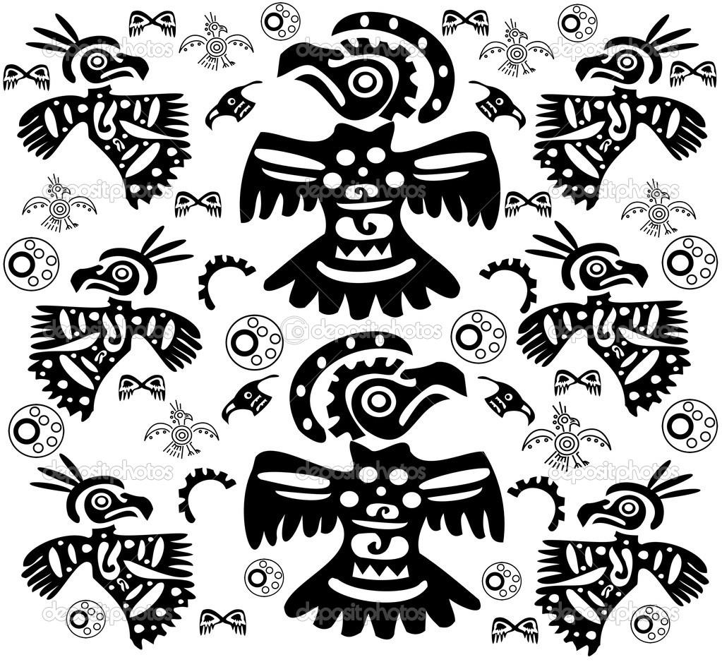 абстракция картинки черно белые тату