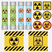 Danger. — Stock Vector