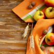 Assortment of Autumn Apples — Stock Photo #13139926