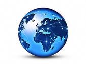 World internet — Stock Photo