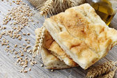 Focaccia bread — Stock Photo
