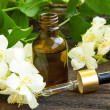 Stock Photo: Jasmine Essence