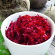 Grated beet — Stock Photo