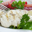 Grilled chicken breast — Stock Photo #29400283