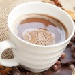 Stock Photo: Hot chocolate