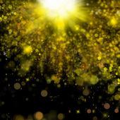 Boże narodzenie błyszczący złoty streszczenie tło — Zdjęcie stockowe