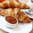 ������, ������: French Breakfast with Croissants