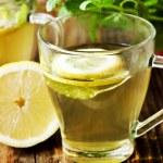 Lemon Tea — Stock Photo #46625727