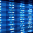 Stock market — Stock Photo #20526159