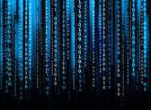 Машинный код — Стоковое фото