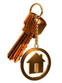 House keys — Stock Photo